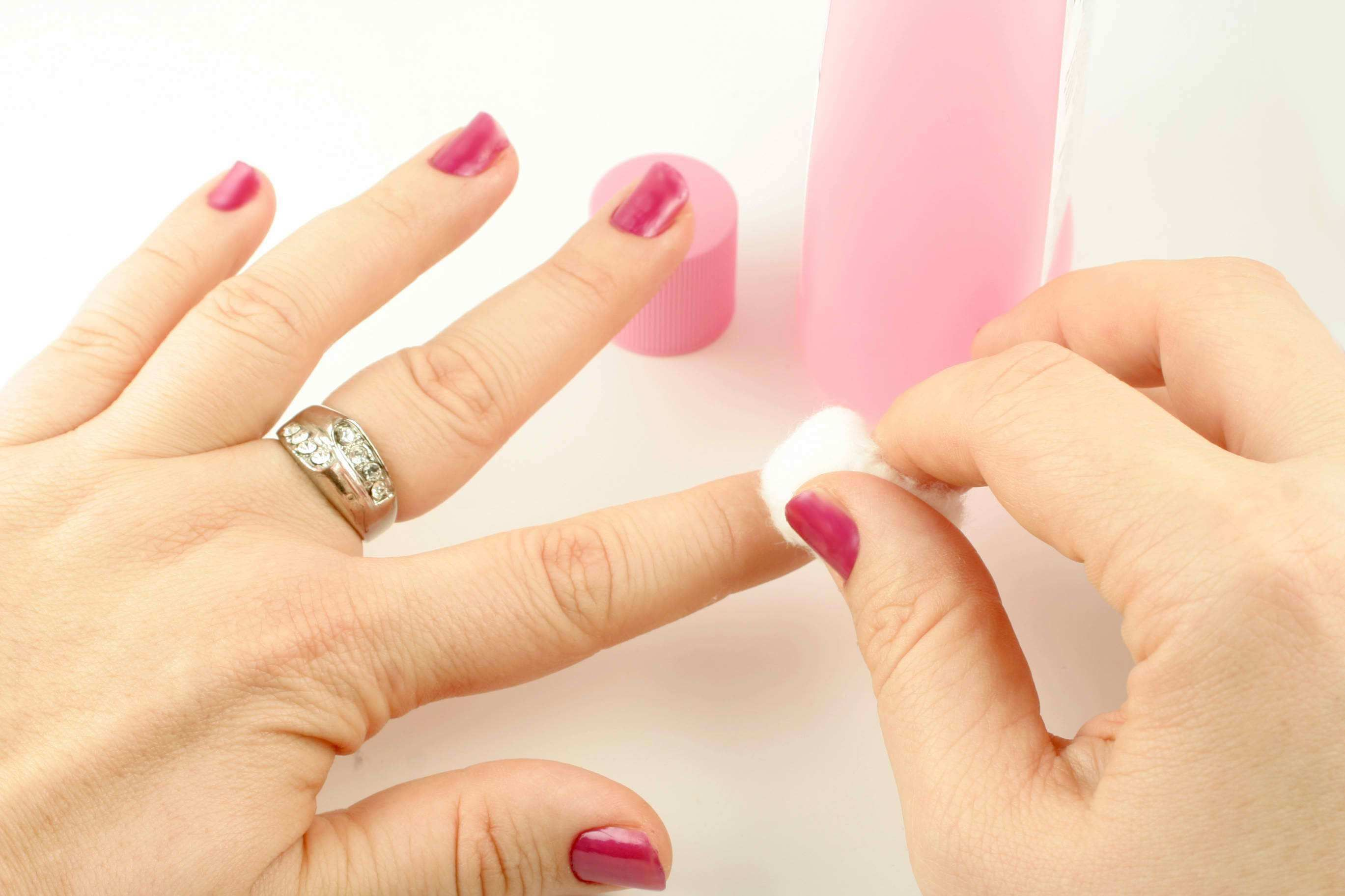 These are how to remove gel nails and by following these steps you ...