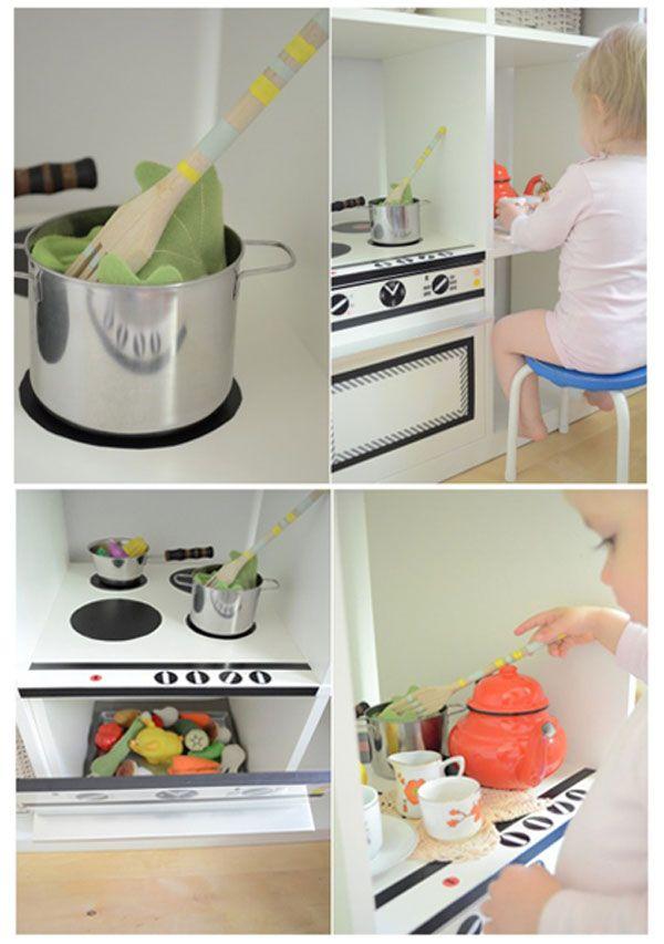 Cocinas de juguete para nias Pinterest Cocinas de juguete