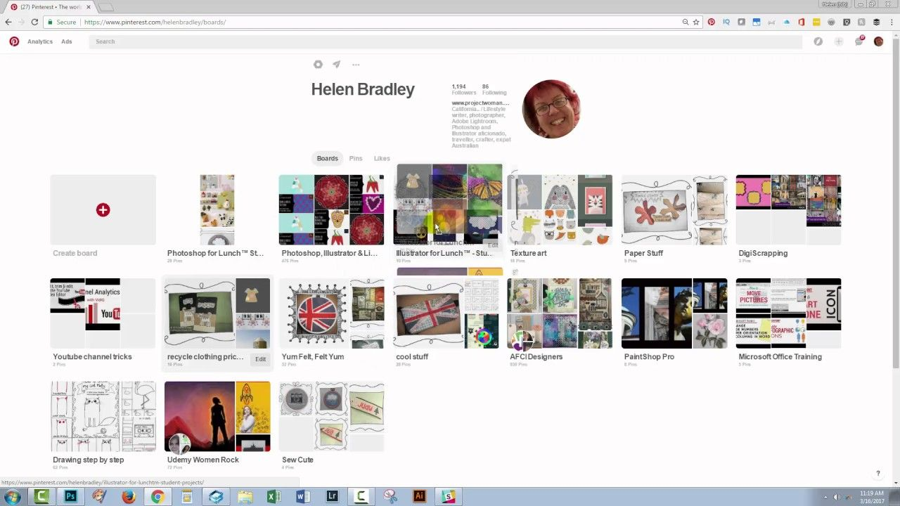 Rearrange Your Pinterest Boards so the Home tech