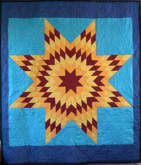The #Lakota women are master #quilters & offer their beautiful ... : native american quilt - Adamdwight.com