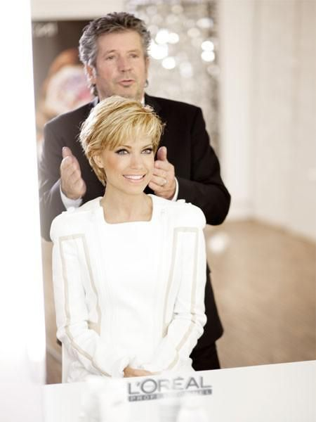 Sylvie van der Vaart: So stylish sind ihre Frisure