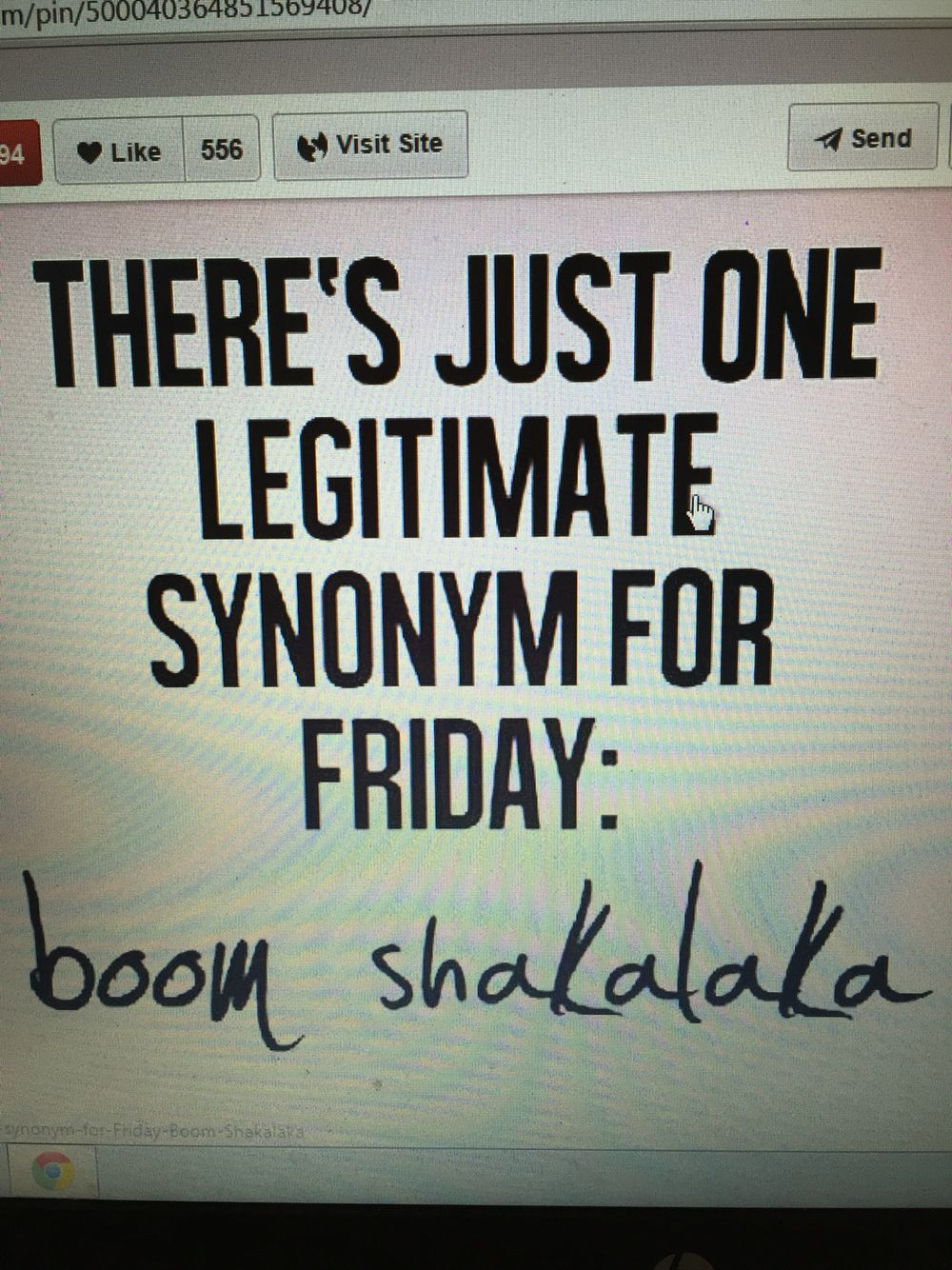Synonym For Friday Synonym Novelty Sign Like Me