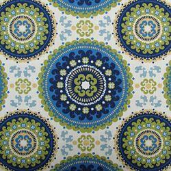 Suzani Royal from the Cushion/Furniture/Drapery Fabrics