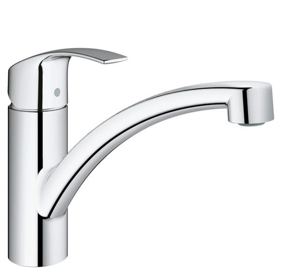 Grohe, 33281002, Kitchen Tap in Chrome | Kitchen & Utility Room ...