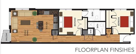bus conversion i like this floor plan i don 39 t like the idea of losing space with the hallway. Black Bedroom Furniture Sets. Home Design Ideas