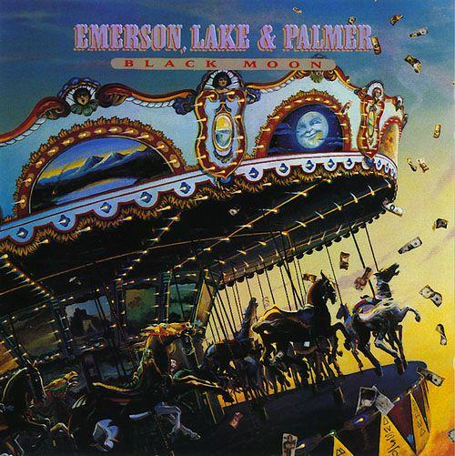 Emerson Lake & Palmer | Black Moon