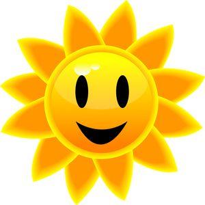 Sunny Clip Art