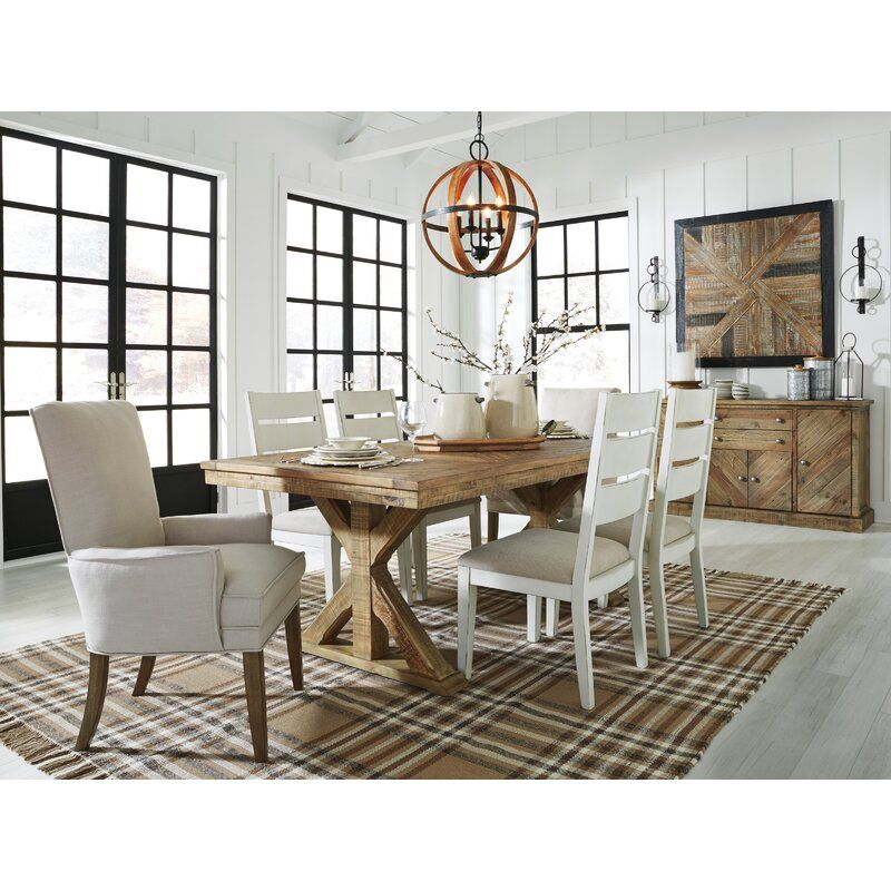Jessamine Dining Table In 2020 Casual Dining Rooms Dining Room