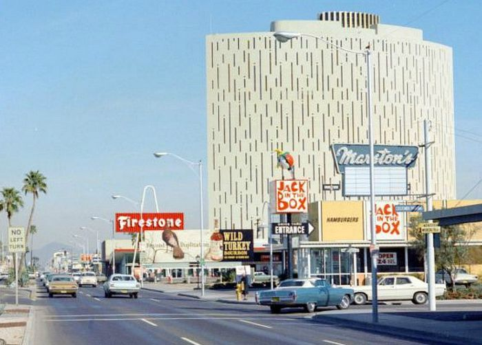Phoenix Arizona 1960s I Worked At That Jack In The