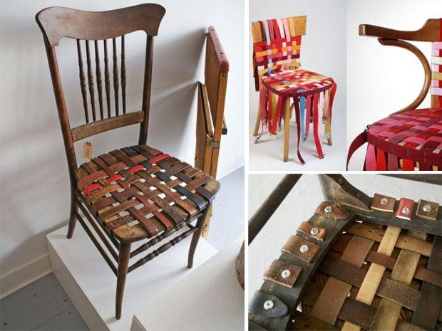 Impagliare sedie ~ Le sedie fai da te in stile vintage per la cucina recycled style