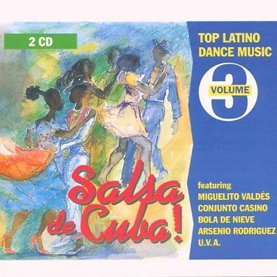 Unknown #artist top latino #dance #music vol. 3 (salsa de cd ,  View more on the LINK: 	http://www.zeppy.io/product/gb/2/291603718262/