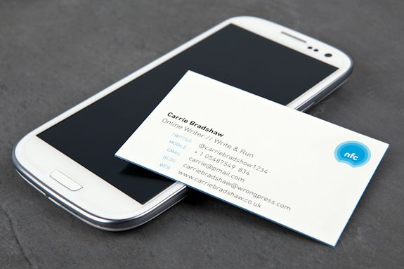 The Business Cards Of The Future Nfc Moo Blog Nfc Business Cards Gifts For Tech Lovers