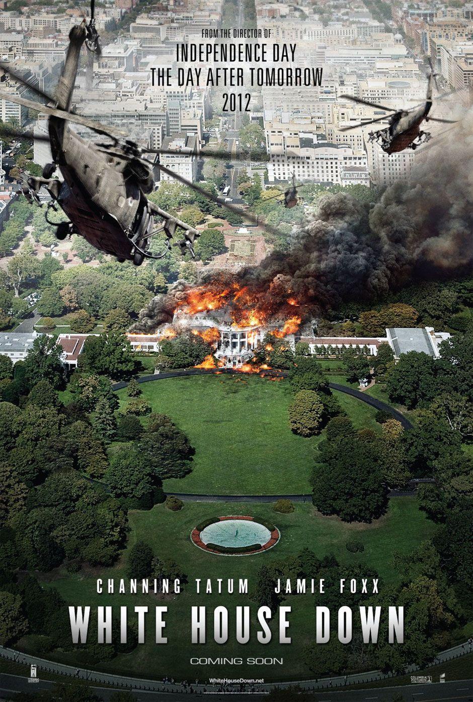 White House Down (2013) Movie Poster