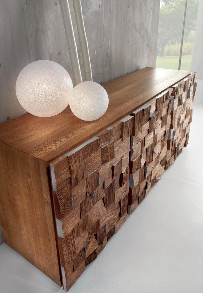 Designer Möbel aus Holz von Domus Arte -die kreative Skando ...