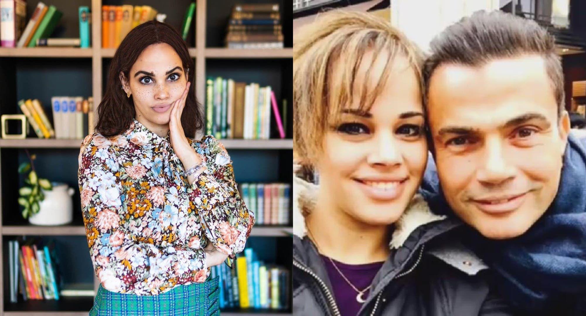 ابنة عمرو دياب تثير الجدل بسبب قلادتها هل اعتنقت المسيحية Fashion Women Style