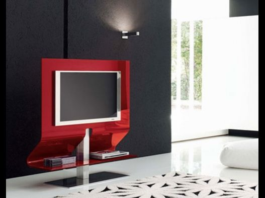 Racks y muebles para tv ideas funcionales y atractivas - Ideas mueble tv ...