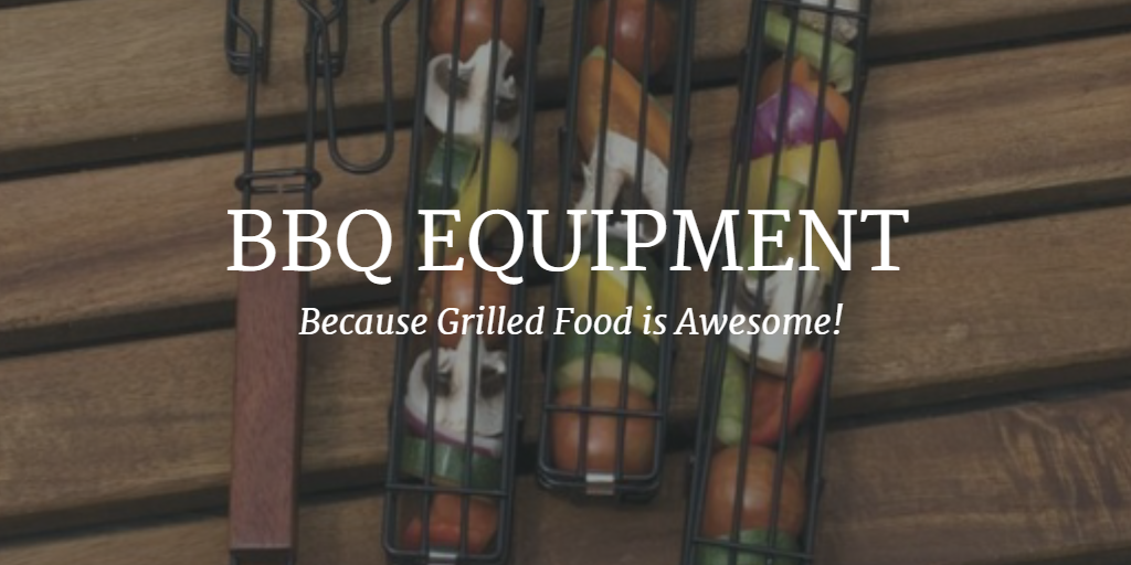 Going for #camping or an outdoor trip soon? Don't forget these #BBQ Equipment