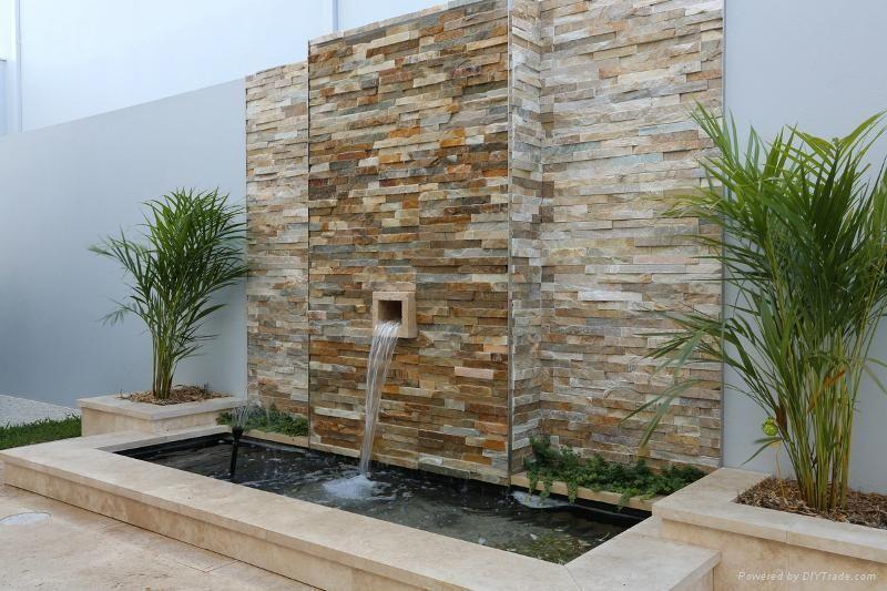 15 Hearth Stopping Backyard Wall Water Fountain And Waterfalls