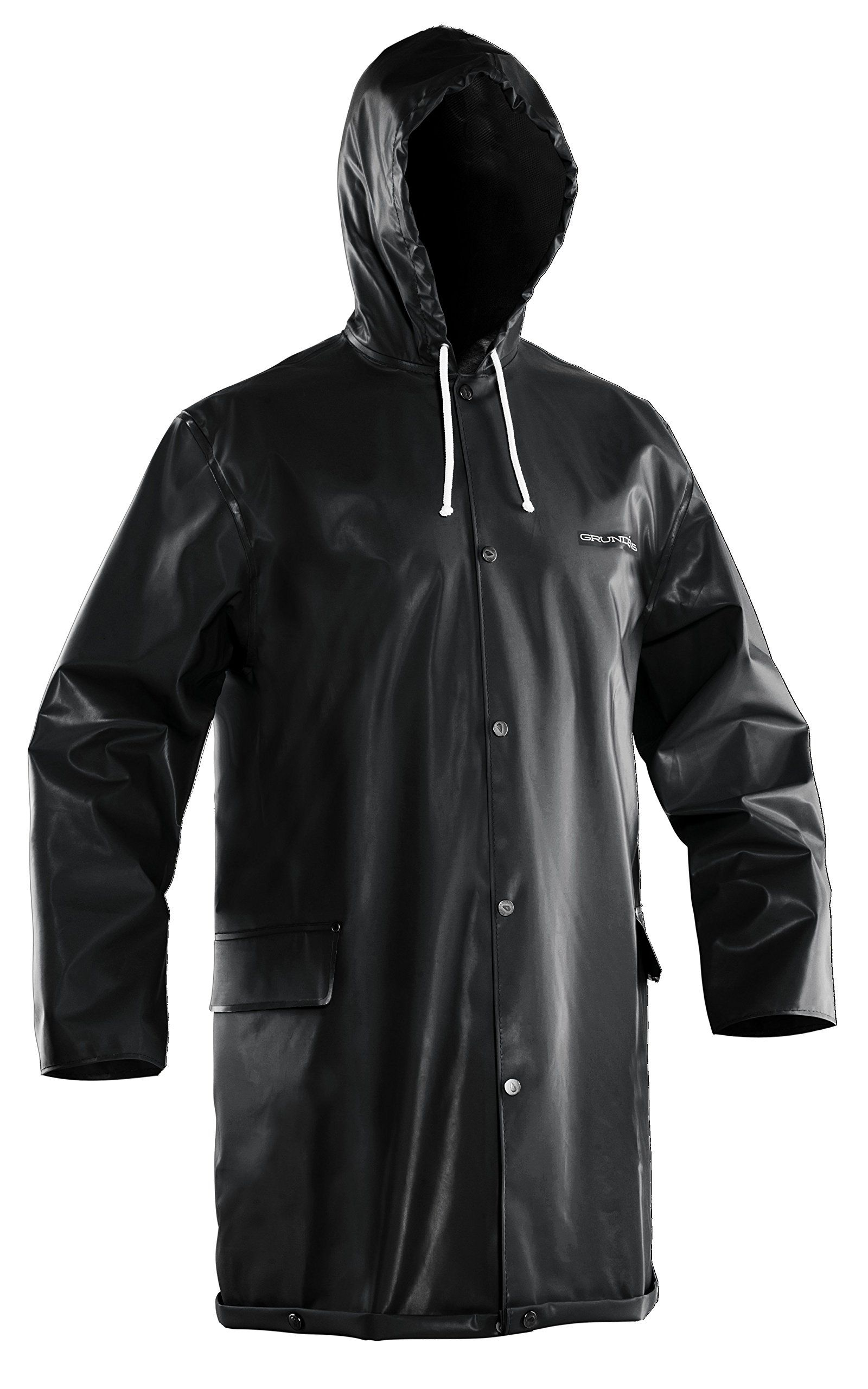 2e24ec79e Grundéns 345 Coat £67 3/4-length coat with adjustable hood. Double ...