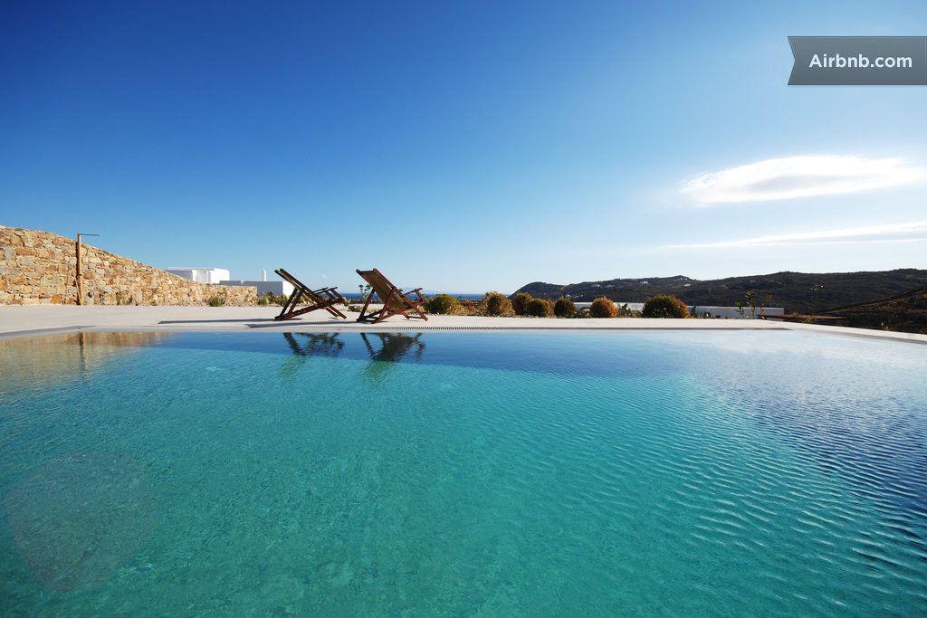 Iliada Luxurious Brand New Villa