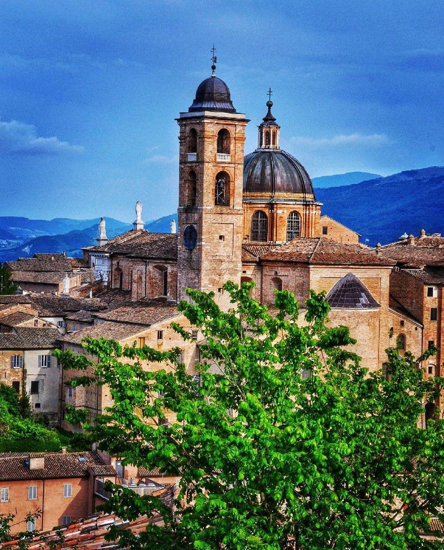 Urbino Italien Regionen Italien Venedig