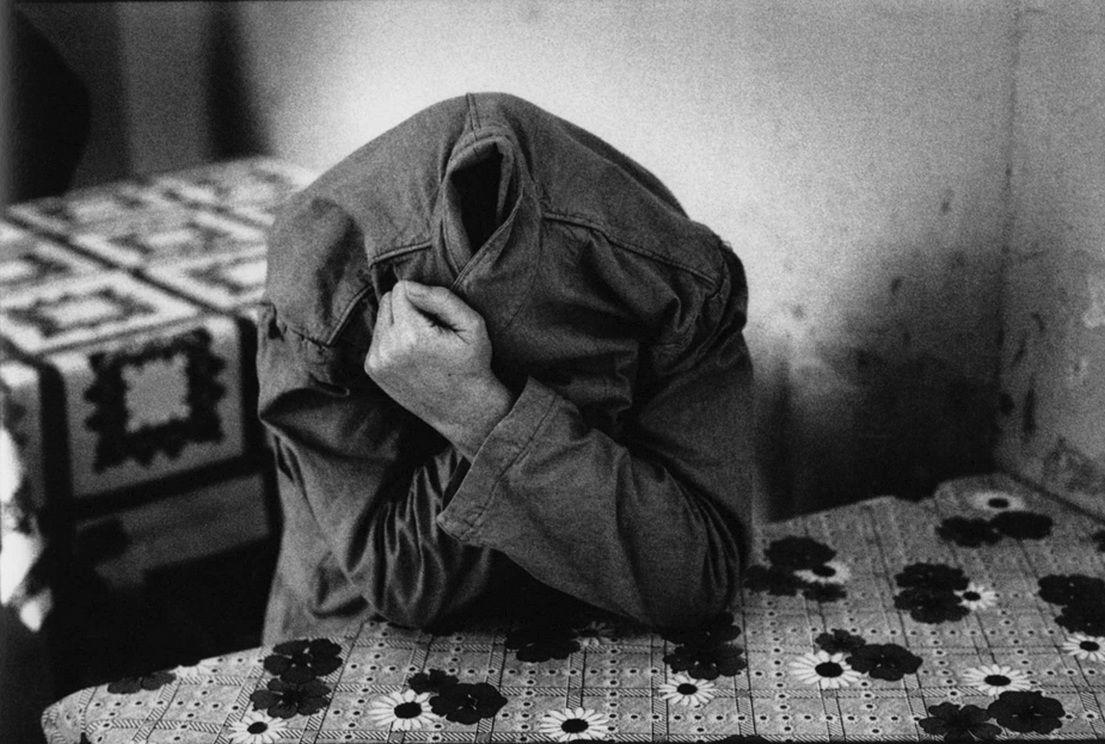 Raymond Depardon. Enfermo mental en el manicomio de San Clemente