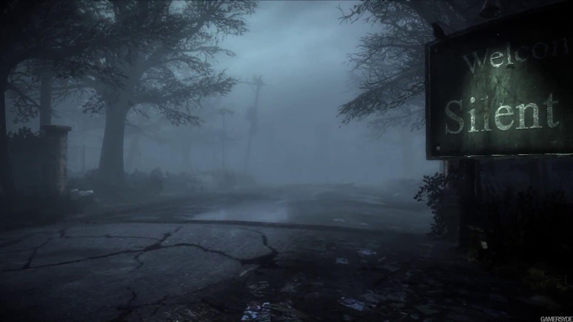 10 Wallpapers De Silent Hill N A T Y S I G N Estetika Igry Novosti