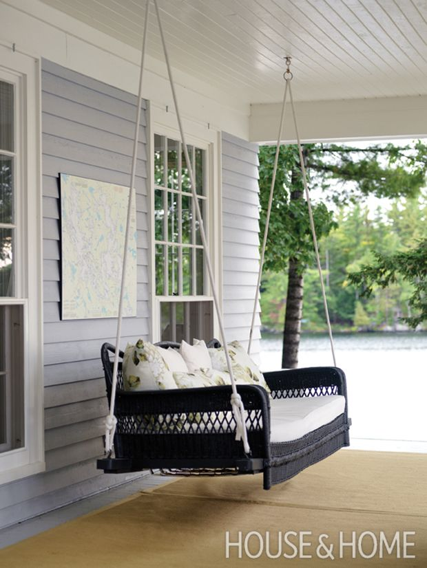 12 Lazy Summer Reading Nooks To Lounge In Porch Swing