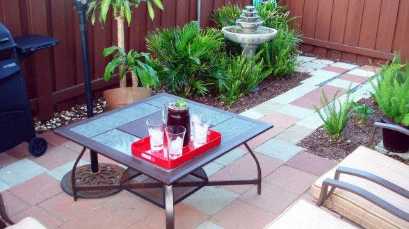 Tolle kleine terrasse deko ideen garten garten small patio