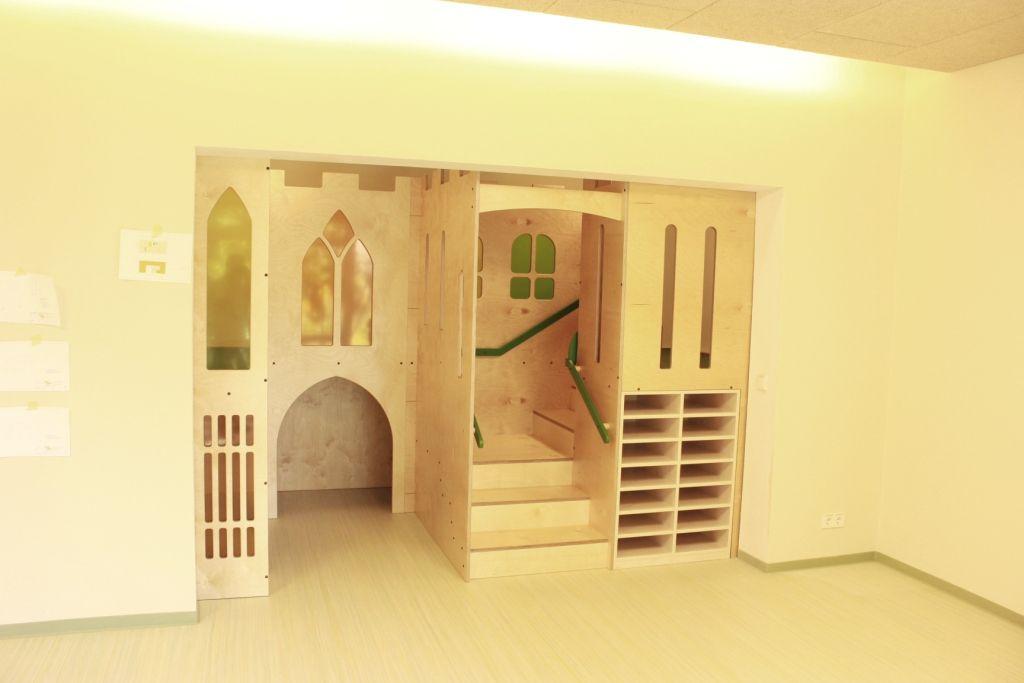 Spielebene, 2.Ebene, Spielhaus, Verschiedene Ebenen