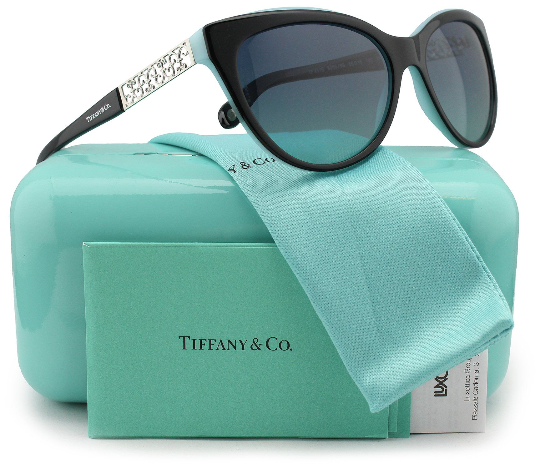 tiffany co tf4119 sunglasses blackblue wblue gradient 8055 color codestiffany - Tiffany And Co Color Code