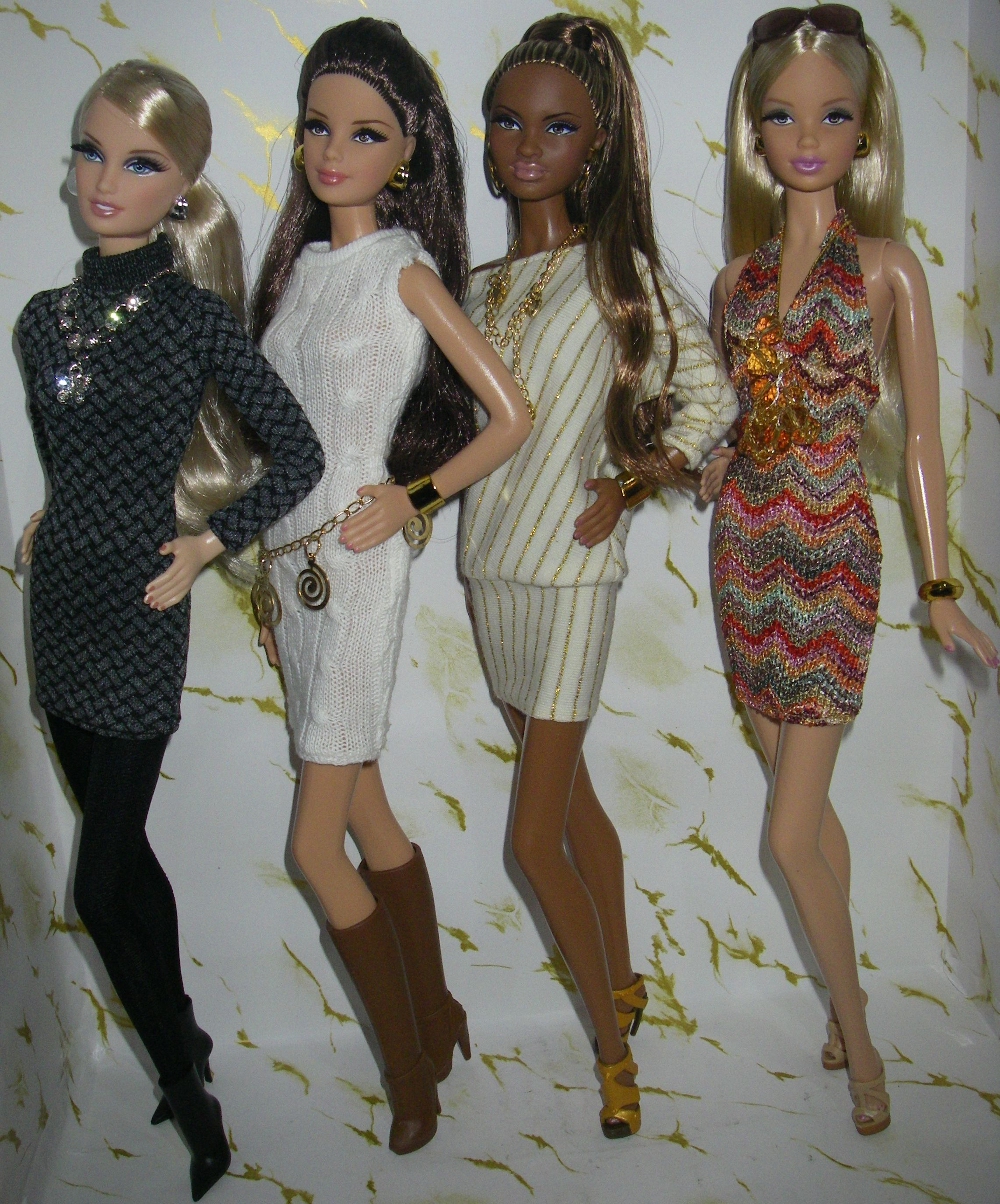 Barbie Collector Doll Clothes
