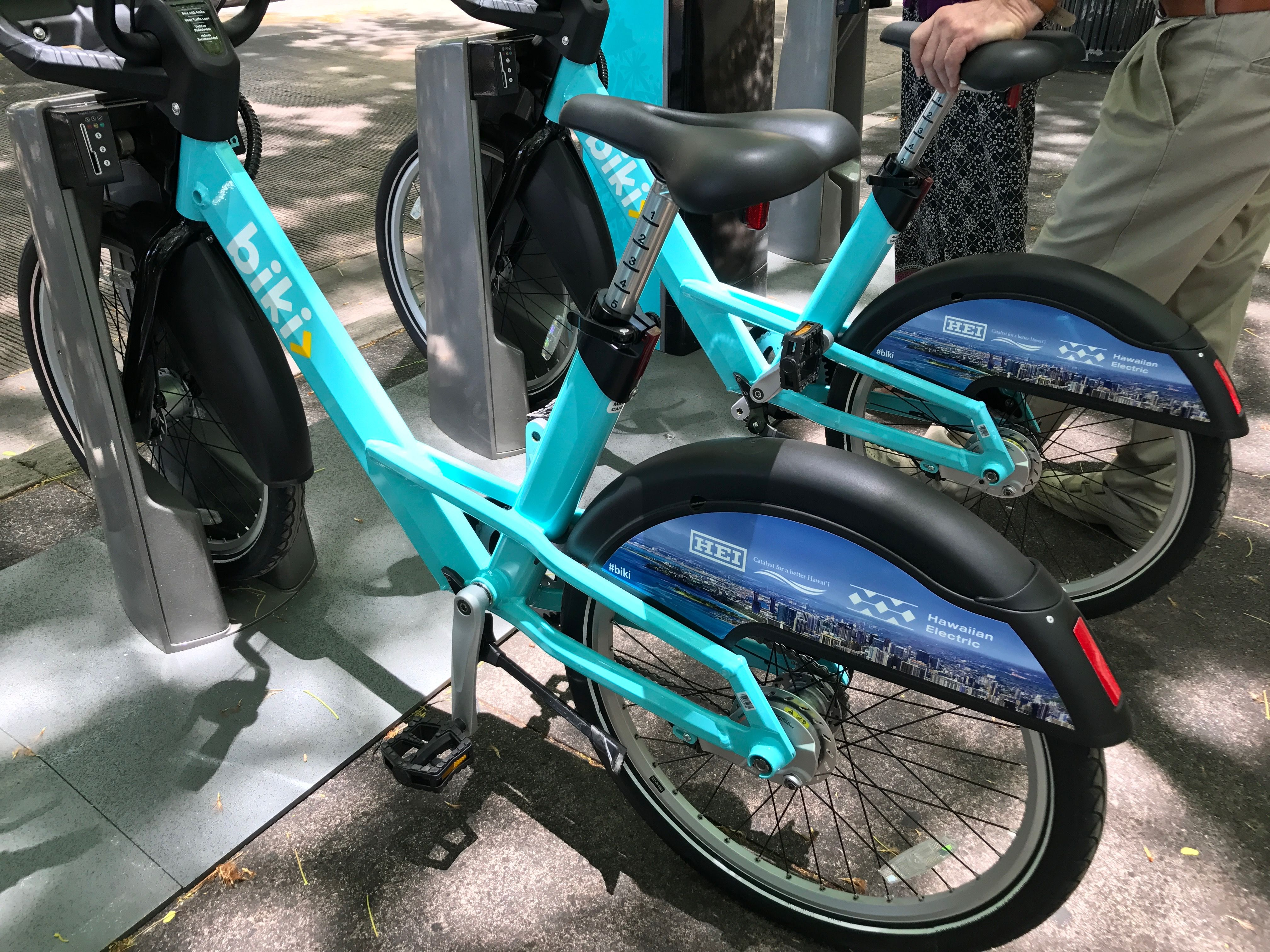 Over 1 000 Biki Bikes Are Available On Oahu Thanks To Bikeshare