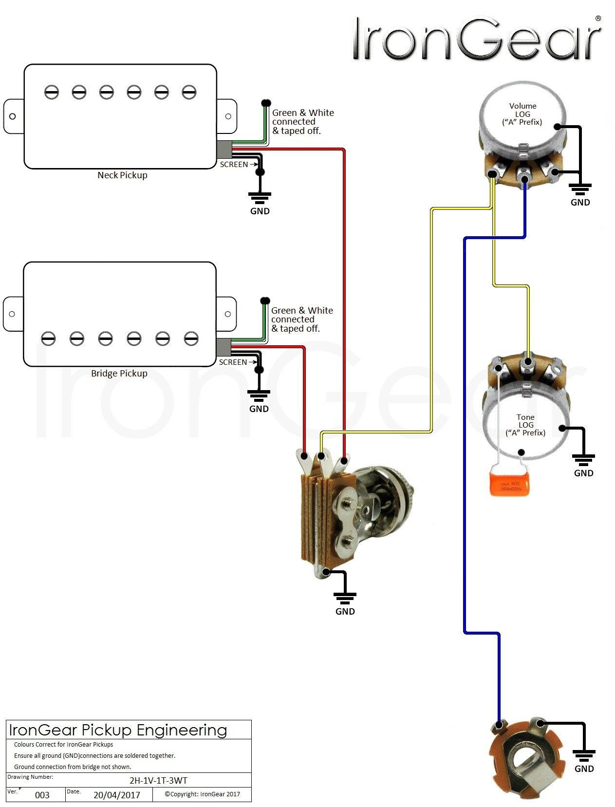 Electric Guitar Input Jack Wiring Diagram Sg Guitar Guitar Electric Bass