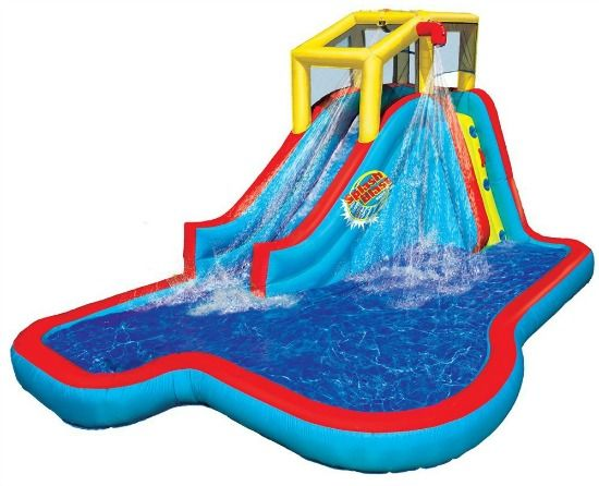 Inflatable Water Slide the best inflatable water slides for your backyard | water fun for