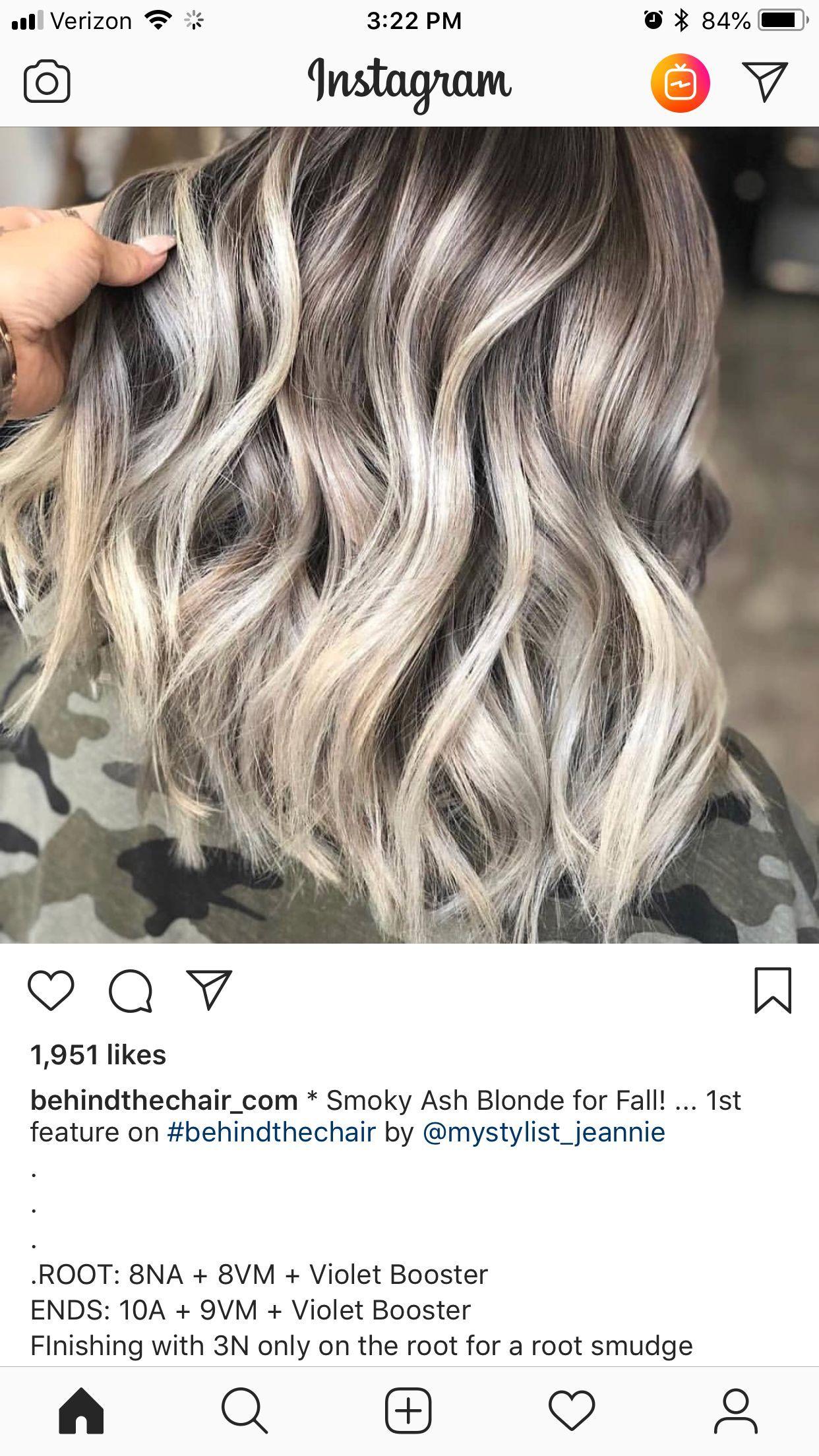 For When I Go Grey Grey In 2020 Hair Color Formulas Redken Hair Color Matrix Hair Color