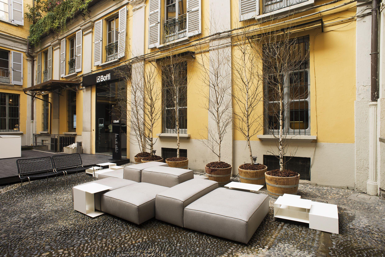 boffi solferino outdoor and appartamento during 2013 salone del mobile photo cesare chimenti. Black Bedroom Furniture Sets. Home Design Ideas