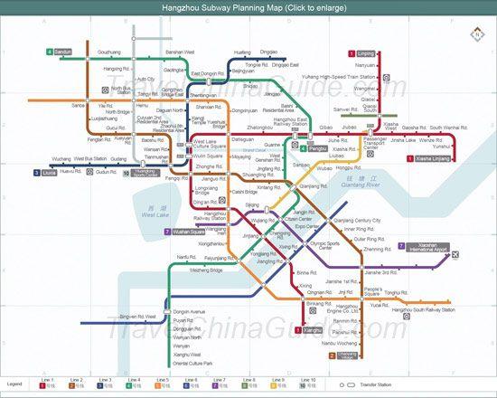 Hangzhou Subway Map.Hangzhou Subway Planning Map Hangzhou Zhejiang Maggie S 22