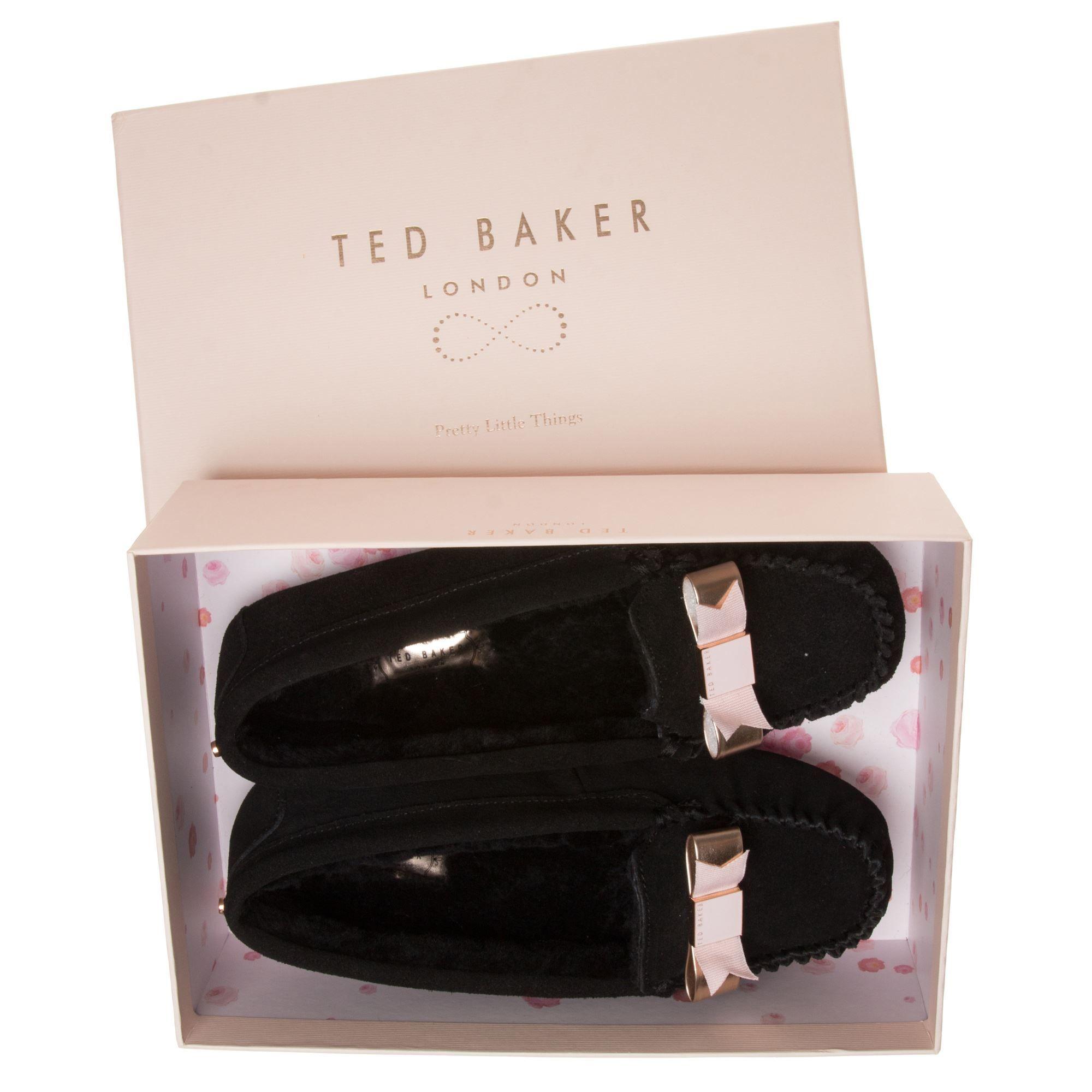 5c823d2d0 Ted Baker Sarsone Slippers - Women - SOLETRADER