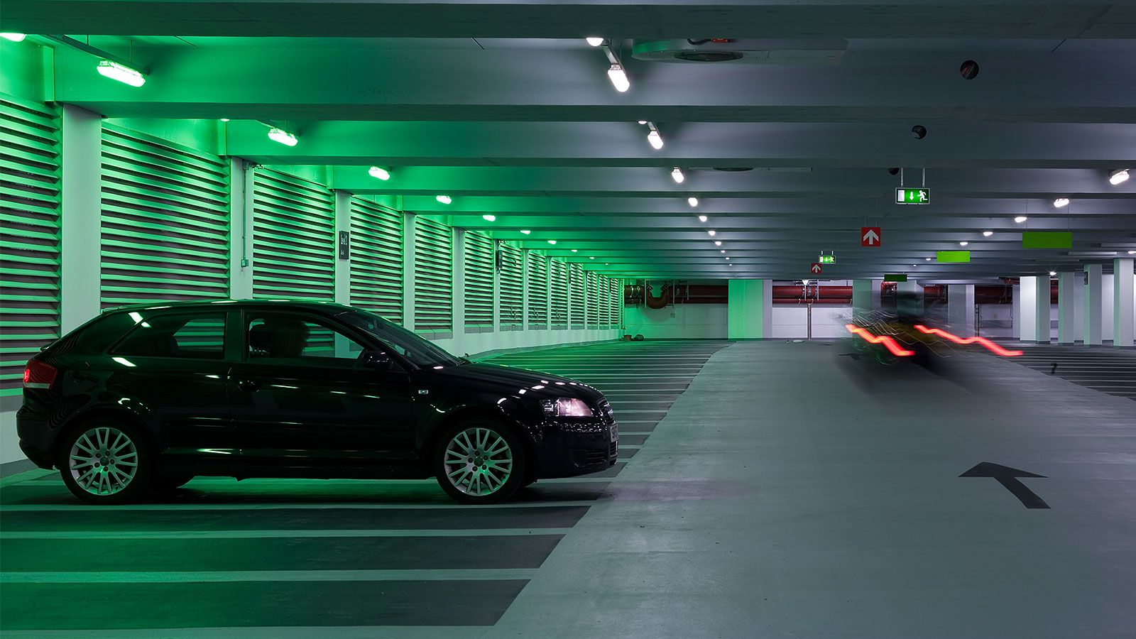 parking nexus provides you with information about available car