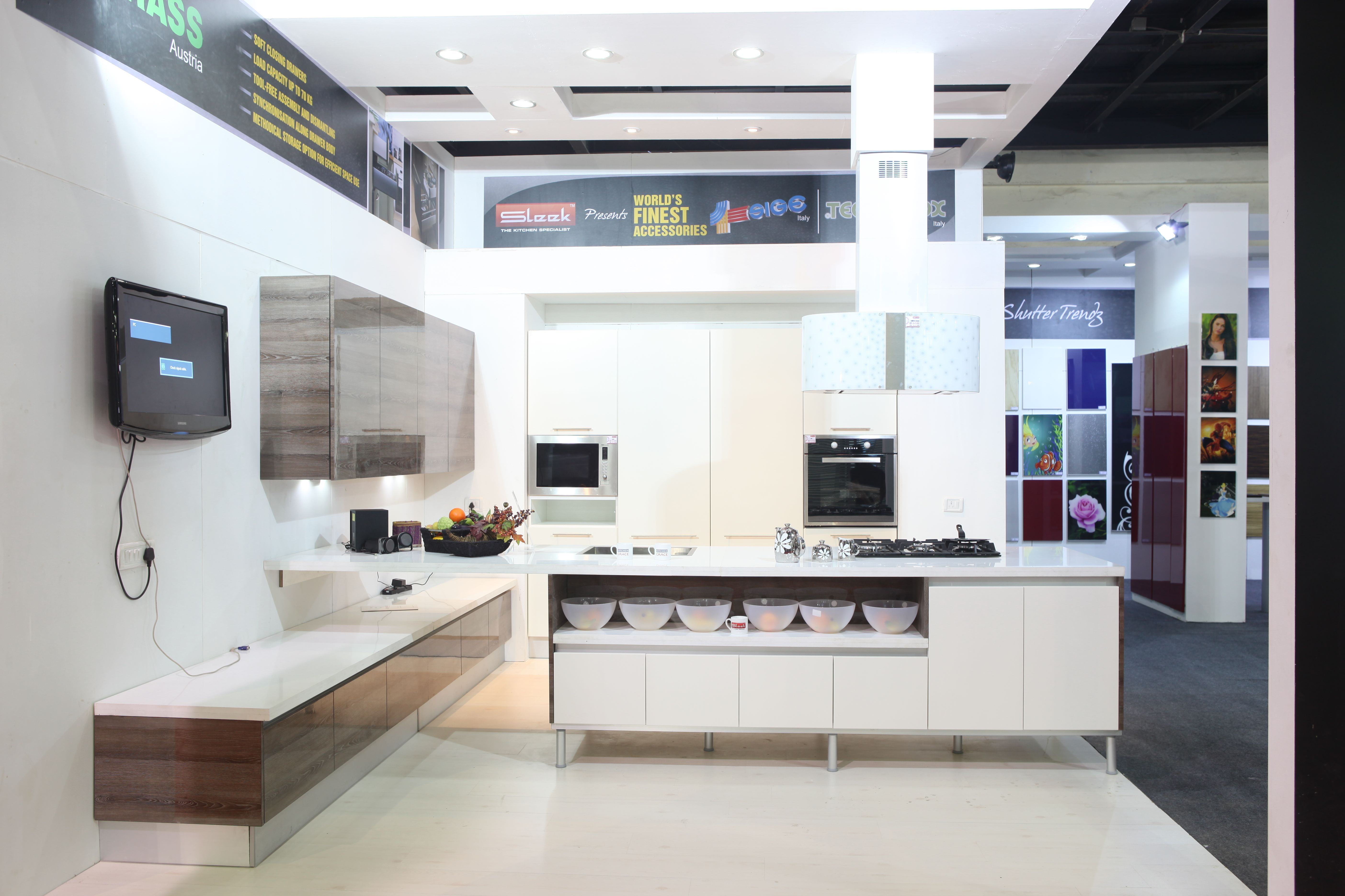 Http://www.sleekworld.com/micro/offers.html Offers Bringing Style U0026 Comfort  To The Art Of Cooking Sleek Modular Kitchens Literally Give You An  Unlimited ...