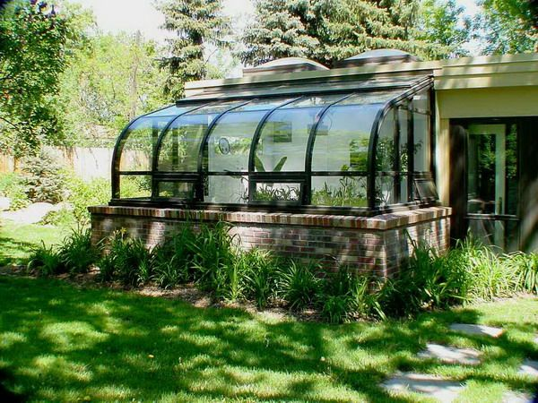 Greenhouse Gaden Patio Room Image