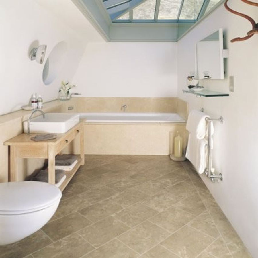 Bathroom Flooring Click Pinterdor White Walls
