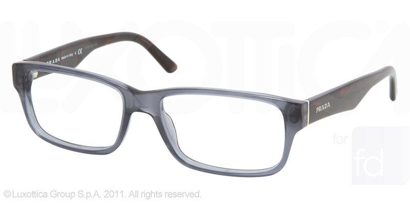 ab962229eff0 Prada PR16MV eyeglasses Mens Frames
