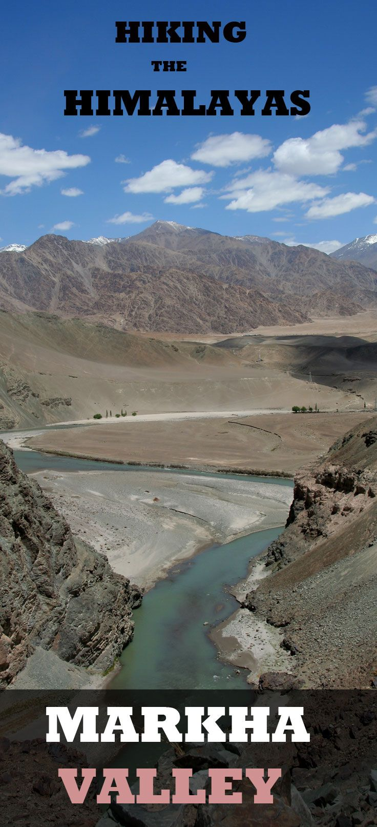 Markha Valley Trek On A Budget How To Do It By Yourself Hiking