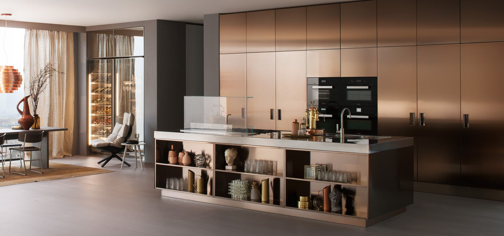 Perfekt Arclinea I Küche Italia