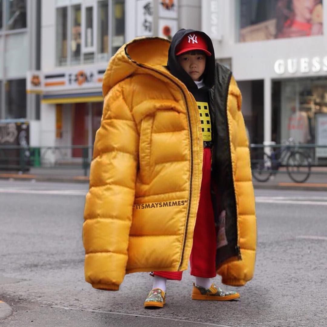 Big Jacket Memes Are Coming To An Instagram Near You | sting