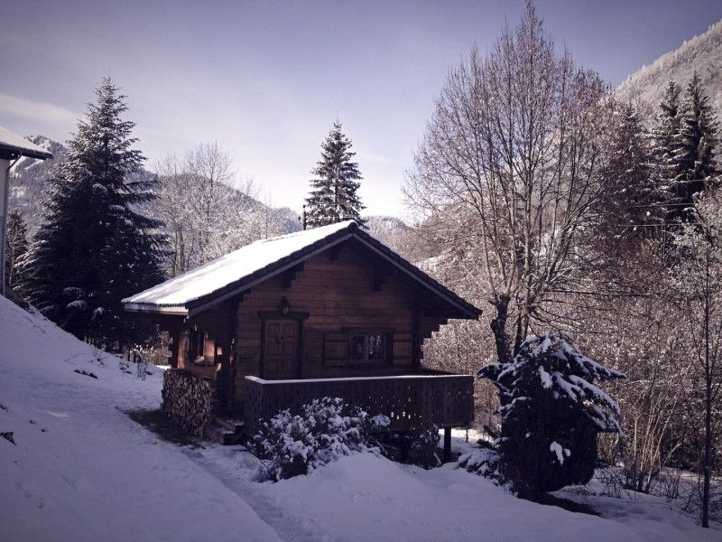 Chalet For Sale In Montriond Haute Savoie Unique Opportunity