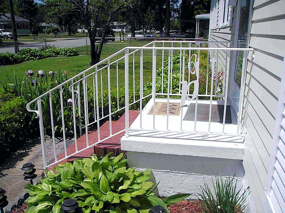 10 Vintage Porch Railing Styles Ideas Outdoor Stair Railing