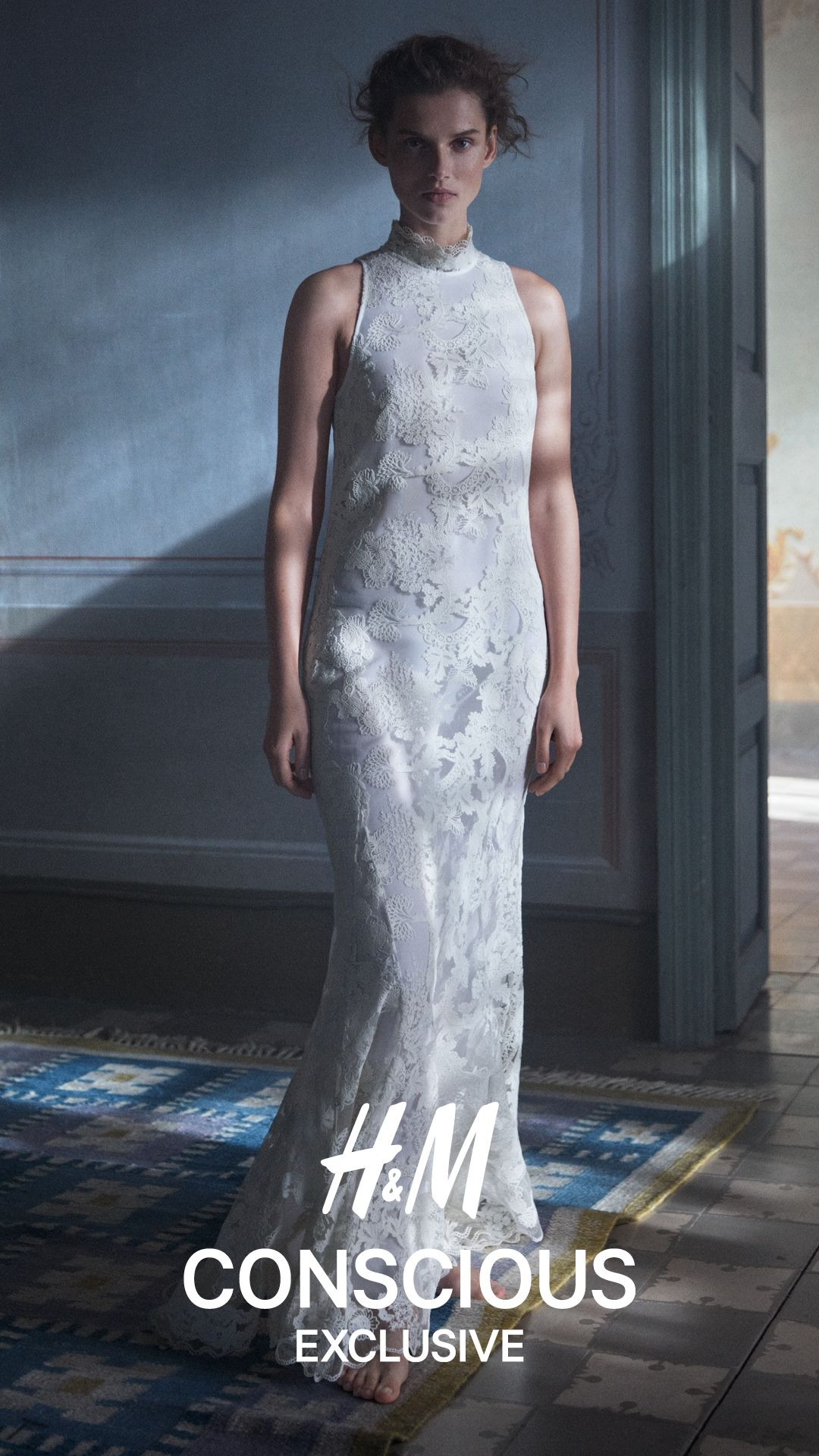 0b398ca3ae61 Sneak peek of H&M Conscious Exclusive 2018. Discover the beautiful collection  made with sustainable methods and materials such as organic cotton, recycled  ...